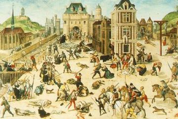 """""""Lo sguardo di un esule fiorentino sulla Francia delle guerre di religione"""""""